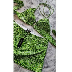 Bikini/skirt set